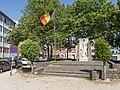 Hasselt, oorlogsmonument WO1 voluntariis patria memor foto8 2015-06-09 10.10.jpg