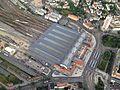Hauptbahnhof leipzig, Top View.jpg