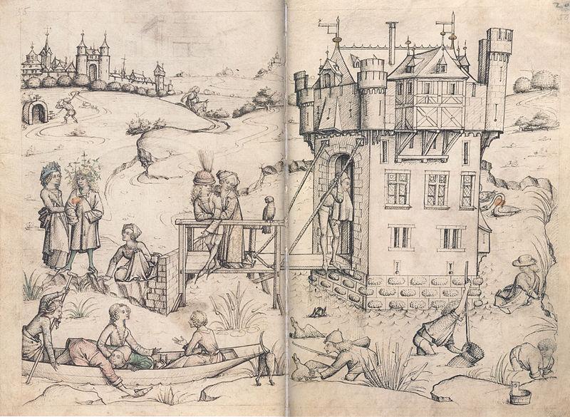 Wasserburg Hausbuch