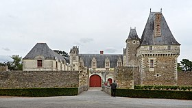 Image illustrative de l'article Château de Goulaine