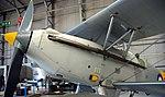 Hawker Nimrod nose detail, Imperial War Museum, Duxford, May 19th 2018. (46275443214).jpg