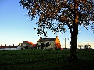 Headlam village in United Kingdom