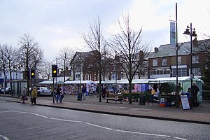 Heanor - The Market Place