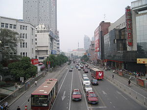 Huizhou Road North, Hefei