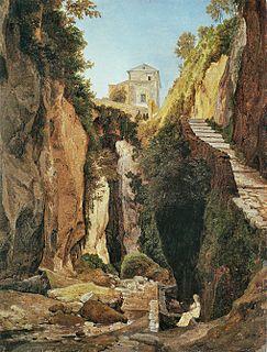 Heinrich Reinhold German painter and engraver (1788-1825)