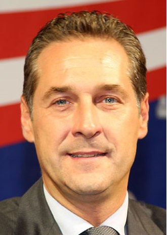 Austrian legislative election, 2013 - Image: Heinz Christian Strache 2013