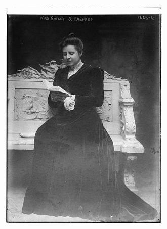 Helen Miller Shepard - Image: Helen Miller Gould Shepard in 1915