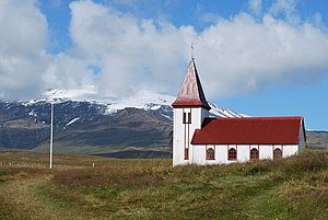 Hellnar church (1)