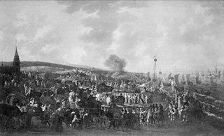 Charles II of England Embarking in Scheweningen May 23, 1660