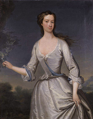 Harriet Pelham-Holles, Duchess of Newcastle-upon-Tyne - Henrietta was the daughter of Francis Godolphin, 2nd Earl of Godolphin, and married Thomas Pelham-Holles, 1st Duke of Newcastle-upon-Tyne in 1717.