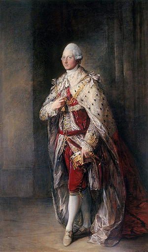 Prince Henry, Duke of Cumberland and Strathearn - Portrait by Thomas Gainsborough, 1777