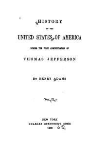 Henry Adams' History of the United States Vol. 2.djvu