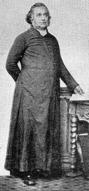 Henry Gauntlett - Henry Gauntlett