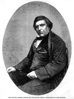 Herbert Ingram politician from England