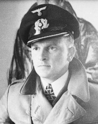 Herbert Schultze - Herbert Schultze in 1941