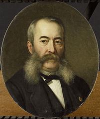 Herman Frederik ten Kate. Schilder (1822-91)
