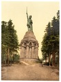 Hermann's Memorial, Detmold, Lippe, Germany-LCCN2002713932.tif