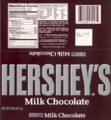 Hershey's Milk Chocolate wrapper (2008).png