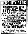 Hershey Park ad 1941 - May 16 (Lebanon Daily News).jpg