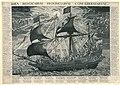 Het Schip van Staat, 1620 Allegorie op de gelukkige staat van het land na de synode van Dordrecht Idea Belgicarum Provinciarum Confaederatarum (titel op object), RP-P-OB-77.332.jpg