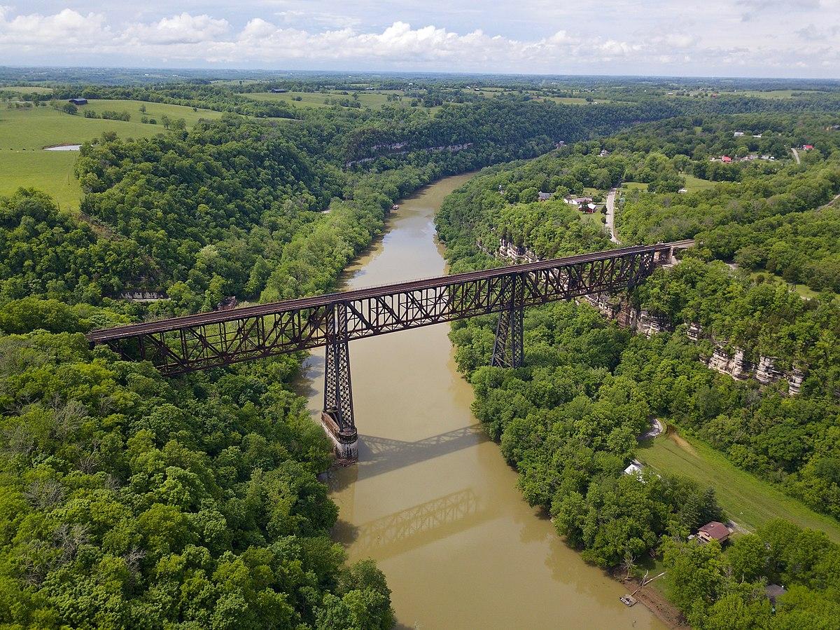 High Bridge of Kentucky - Wikipedia