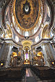 High altar and dome - Peterskirche (4608975901).jpg