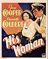 His Woman 1931 Poster.jpg