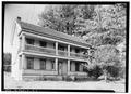 Historic American Buildings Survey, 1934. - Alfred T. Ambrose House, Yoncalla, Douglas County, OR HABS ORE,10-YONC.V,2-1.tif