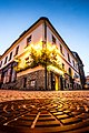 Historic tenement house in Bielsko-Biała near the market square.jpg