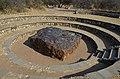 Hoba meteorit, největší meteorit - Namibie - panoramio.jpg