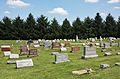 Holy Trinity Church and Cemetery, Somerset, Ohio-2011 07 05 IMG 0281.JPG