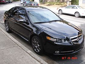 2007 Acura on 2007 Acura Tl Type S