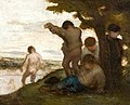 Honoré Daumier (1808-1879) - The Bathers - 35.212 - Burrell Collection.jpg