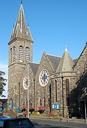 Hope Park Church, St Andrews - Hope Park Church, St Andrews in 2008.