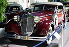 Horch 853 A Sport-Cabriolet (1938)