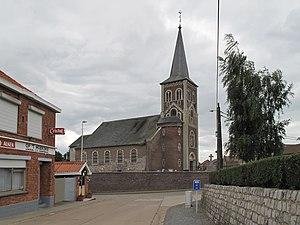 Heers - Horpmaal, church: de Sint Lambertuskerk