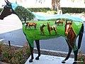 Horse Fever Public Art at Ocala Breeder Sales - panoramio (2).jpg