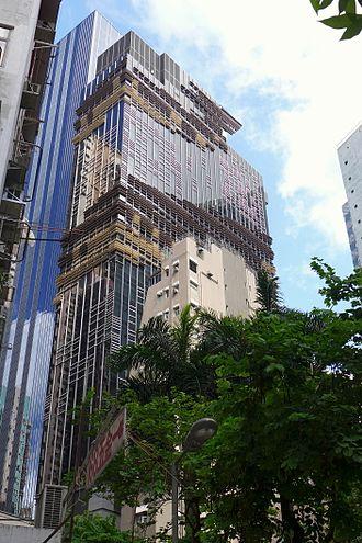 Hotel Indigo Hong Kong Island - Hotel Indigo Hong Kong
