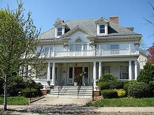 House at 15 Chestnut Street - House at 15 Chestnut Street