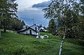 House near bus stop, view to the Trento direction - panoramio.jpg