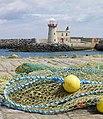 Howth, Lighthouse - panoramio.jpg