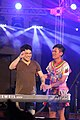 Huang Yu-Siang and Suming Rupi at Amis Music Festival 2016 IMF1797.jpg