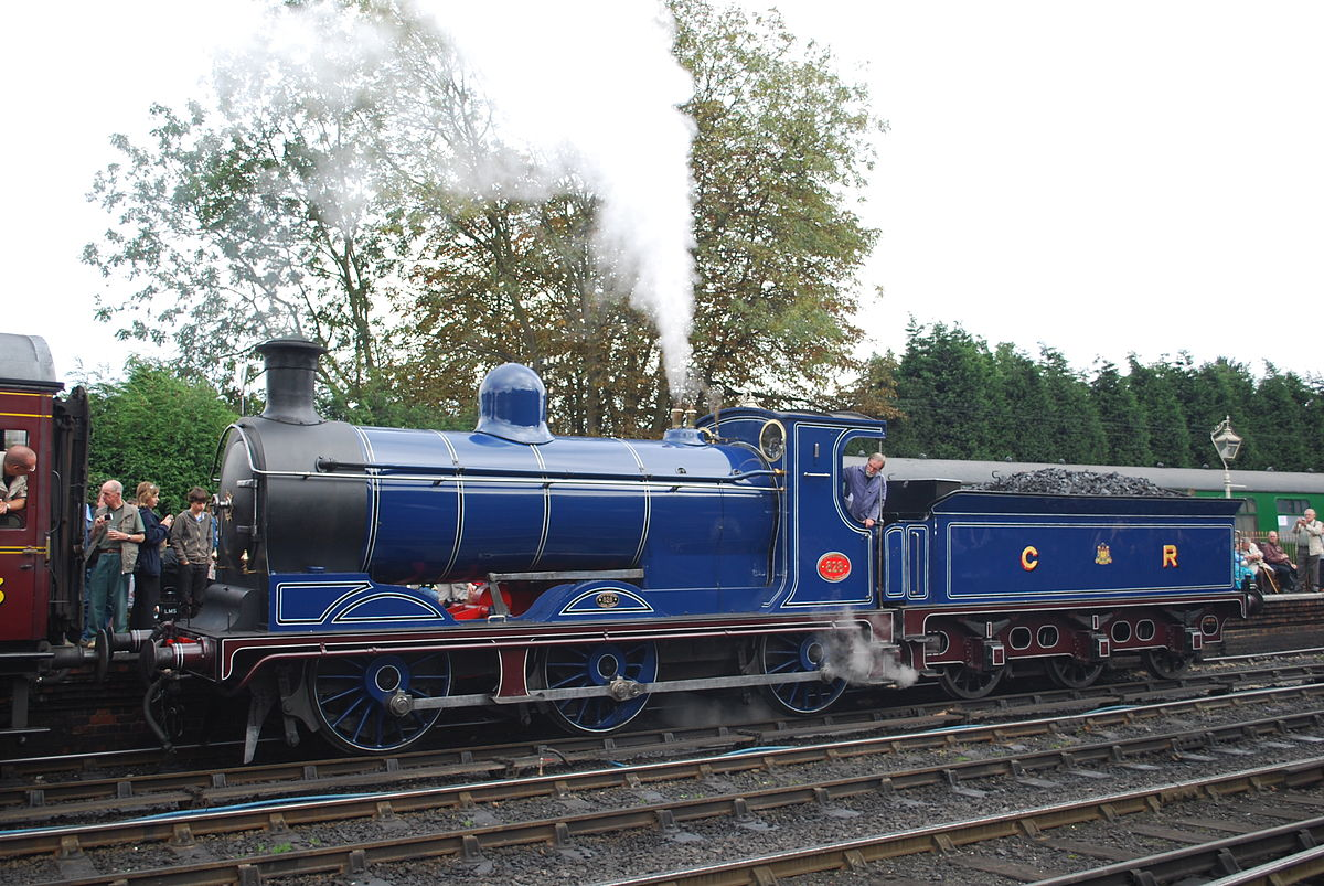 Caledonian Railway 812 And 652 Classes