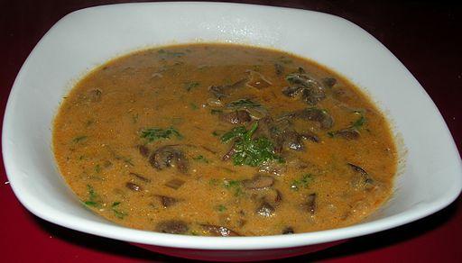 Hungarian Mushroom Soup (8429188306)
