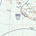 Hurricane Ten analysis 24 Oct 1939.png