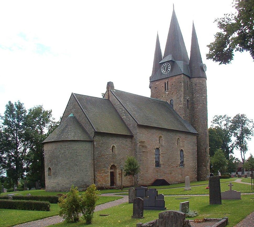 Husaby kyrka ext 2005-08-10