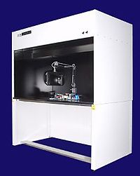 Conformal Coating Inspection Booth IB101 Inspection Booth for Inspecting Conformal Coatings on Circuit Boards.jpg