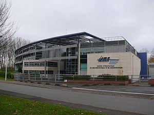 Institut d'électronique de microélectronique et de nanotechnologie - Institut d'électronique de microélectronique et de nanotechnologie (IEMN)
