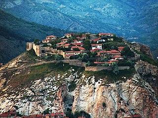 İskilip District in Çorum, Turkey