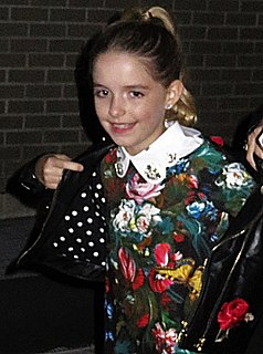 Mckenna Grace American child actress